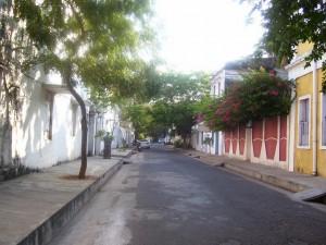 pondicherry street